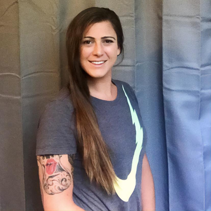 Maggie Dudas - Trainer